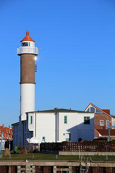 Lighthouse, Insel Poel, Sky, Daymark, Port, Lighthouses