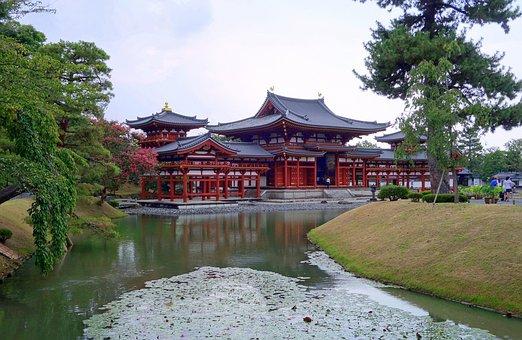 Kyoto, Temple, Japan, Traditional, Tourism, Famous