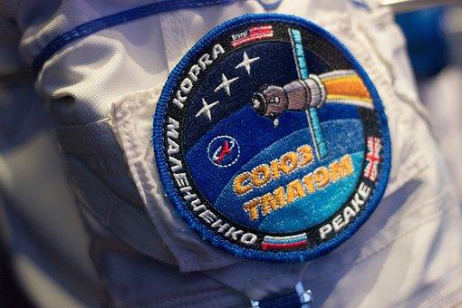 Tim Peake, Uk, Space Suit