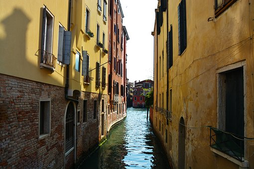 Venice, Italy, Canal, Historical, City, Famous, Cities