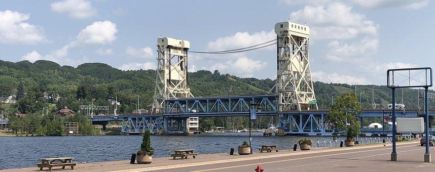 Bridge, Michigan, Hancock