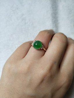 Jade, Green, Jade Ring, Jewellery, Emerald