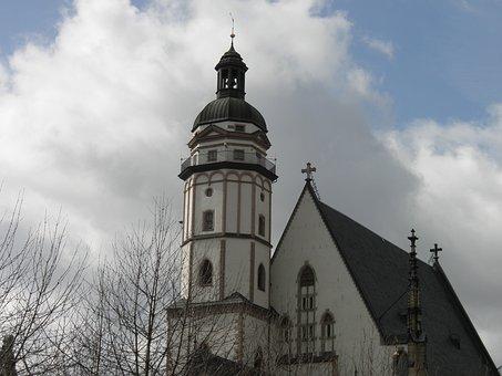 Temple, Leipzig, Germany