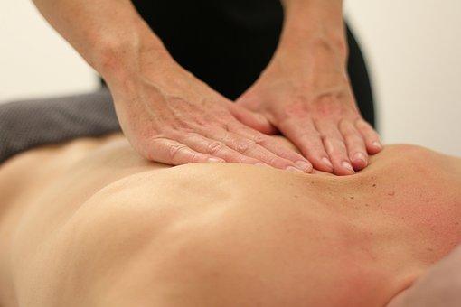 Massage, Back, Deep Tissue Massage