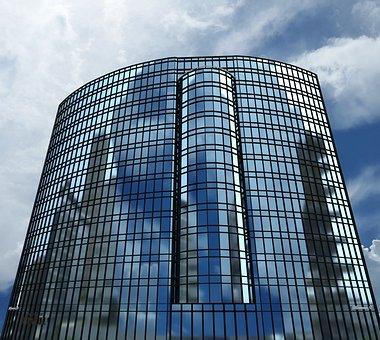 Minsk, Omega Tower, Belarus, City, Building