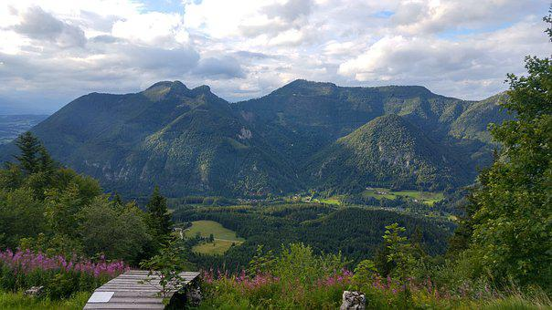 Hochberg, Mountain, Good View, Mountains, Nature, Sky