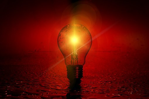 Light Bulb, Sun, Solar Energy, Think, Idea
