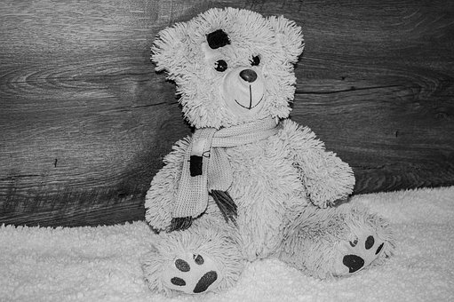 Bear, Teddy, Cute, Toy, Childhood, Sweet, Toys, Child