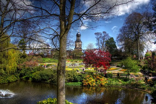 Shrewsbury, Shropshire, Town