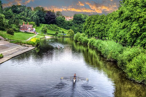 Shrewsbury Shrewsbury, Shropshire, Town