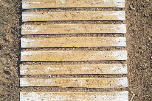 Wood, Wood-fibre Boards, Texture, Old, Pattern