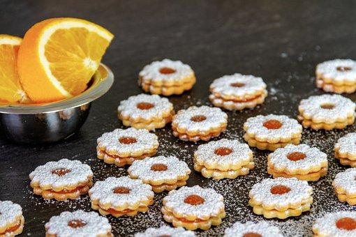 Cookies, Bake, Christmas Cookies, Cookie, Advent
