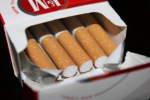 Cigarettes, Smoking, Tobacco, Smoke, Nicotine