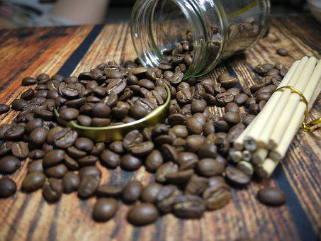 Cafe, Coffee, Coffeebean, Coffee Bean Pure