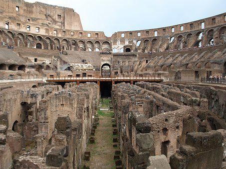 Rome, Colosseum, Colosseo, 2008, Roman, History