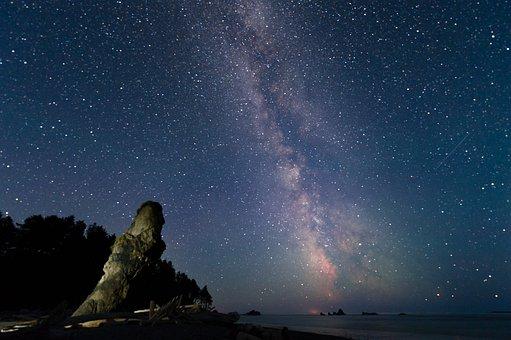Night, Star, Sky, Universe, Astronomy, Constellation