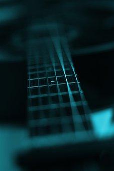 Guitar, Art, Music, Creativity