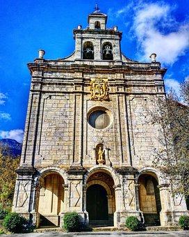 Architecture, Facade, Religion, Church, Sanctuary