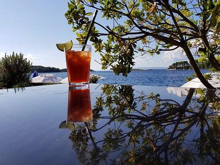 Glass, Drink, Beverage, Liquid, Refreshment, Fresh