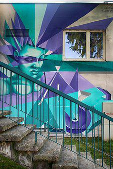 Graffiti, Art, Sprays