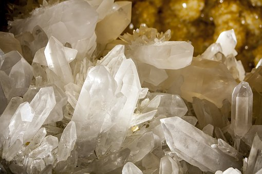 Crystal, Jewelry, Mineral, Stone, Clear