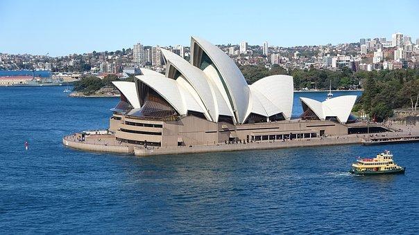 Australia, Sydney, New South Wales, Opera
