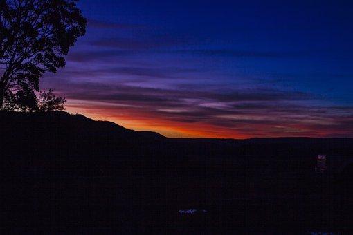 Sky, Sunset, Twilight, Nature, Landscape, Atmosphere