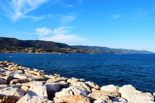 Ocean, Sea, Water, Blue, Vacations, Summer, Coast, Wave