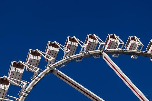Ferris Wheel, Free Market, Bremen