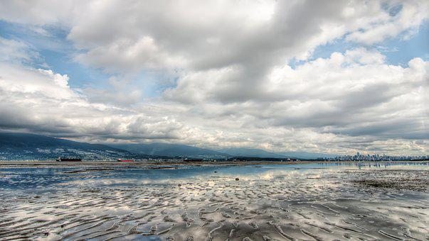 Clouds, Cloudscape, Cloudy, Coast, Coastal, Concept