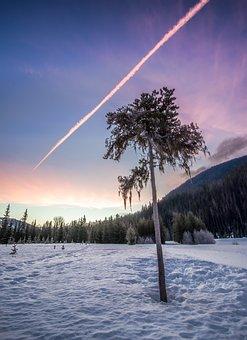 British Columbia, Canada, Clouds, Dynamic, Hiking