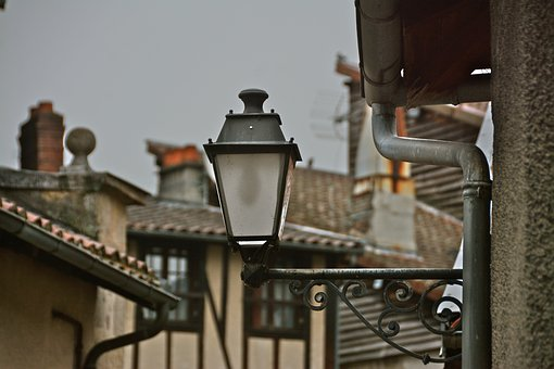 Lantern, Floor Lamp, Street, Lamp, Lighting