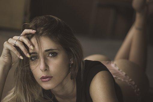 Model, Women, Portrait, Beautiful, Beauty, Face, People