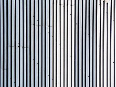 Facade, Building Facade, Structures, Lines, Grooves