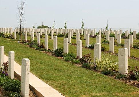 Villers-bretonneux, France, Remembrance Day