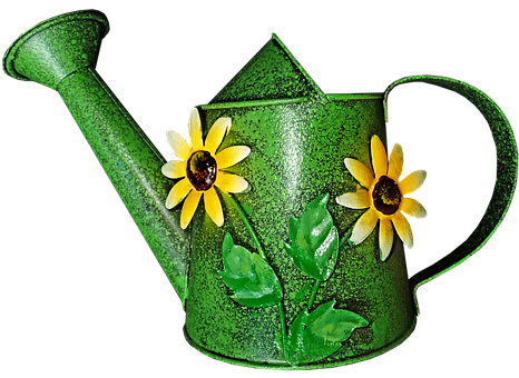 Watering Can, Garden, Container, Irrigation