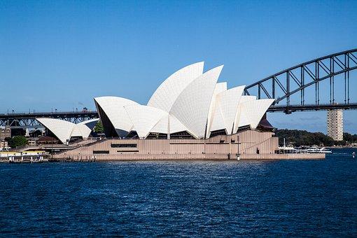 Sydney, Australia, Opera House