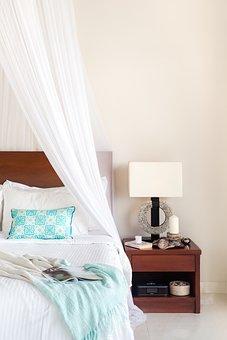 Bed, Bedroom, Dream, Vacation, Furniture, Interior