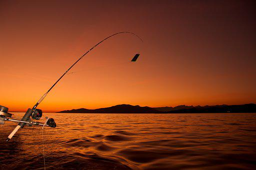 Angler, Angling, Boat, Boating, British, Canada, Catch