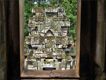 Cambodia, Siem Reap, Siem, Reap, Asia, Ancient, Ruins