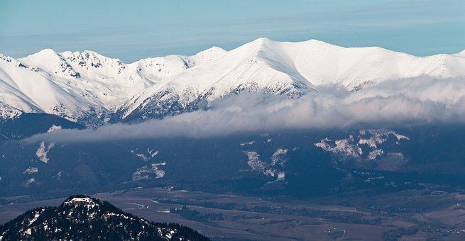 Vysoké Tatry, Chopok, Mountains, Slovakia, Mountain