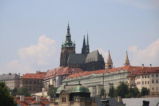 Praha, Church, City