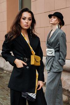 Fashion, Style, Designer, Girl, Model, Bag, Costume
