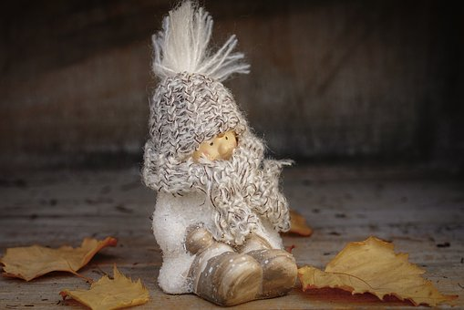 Winter, Autumn, Figure, Fall Color, Mood, Cold, Leaves