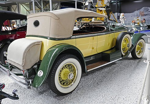 Rolls Royce, Year Built 1929, Open Hunting Car