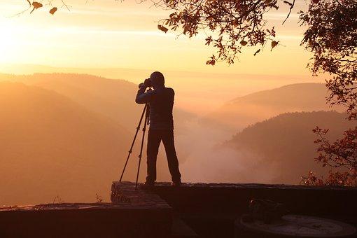 Photographer, Photograph, Camera, Photography, Person