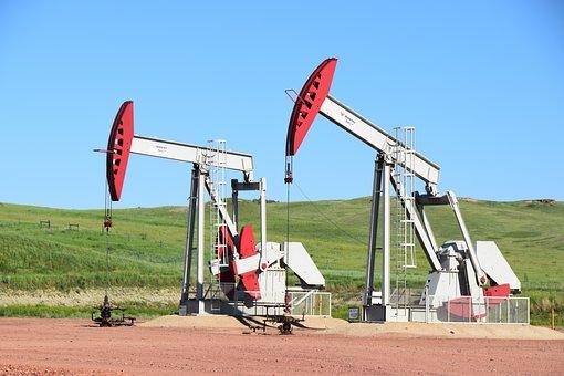 Pumpjacks, Oil, Pump, Well, Derrick, Pumpjack
