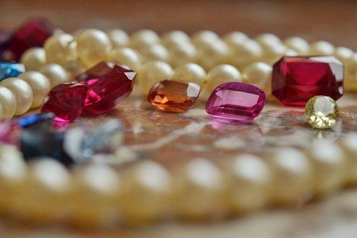 Gemstone, Crystal, Stone, Jewelry, Stones, Rare, Violet