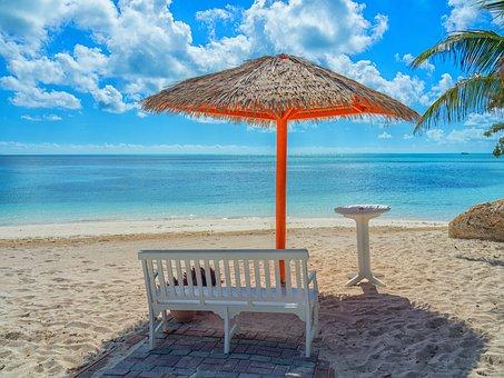 Beach, Vacation, Ocean, Sea, Sand, Summer, Travel