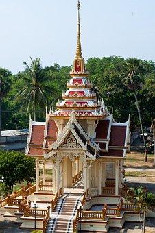 Thailand, Temple, Phuket